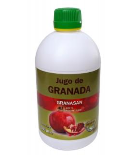 GRANASAN jugo de granada 500 ml.