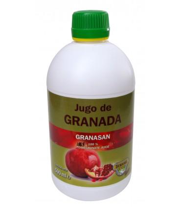 GRANASAN JUGO DE GRANADA 500 ml. HERDIBEL