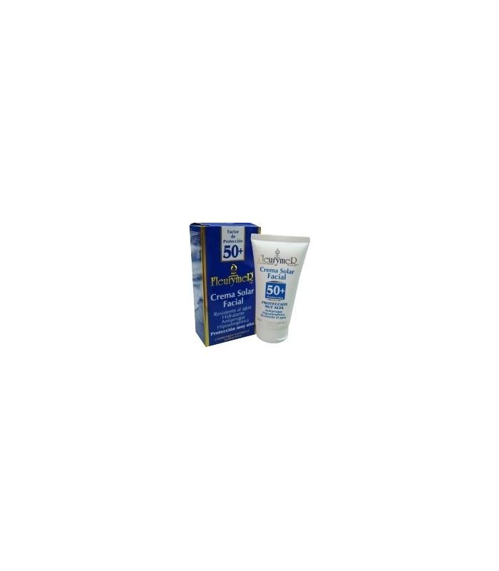 Crema Solar Facial SPF 50+ Fleurymer
