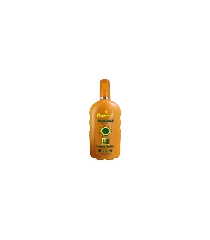 Leche Solar 250 ml con dosificador Fleurymer