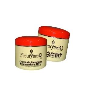 Crema Solar Zanahoria SPF 7 Fleurymer