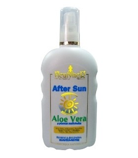 After Sun Aloe Vera y Plantas Fleurymer