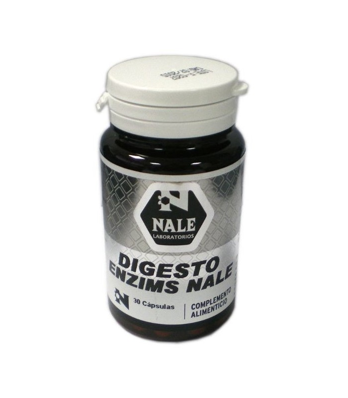 DIGESTOENZIMS NALE 30 comprimidos