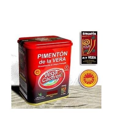 PIMENTON DULCE VERA LATA 75 gr.