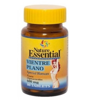 VIENTRE PLANO NATURE ESSENTIAL 600 mg 80 comp.