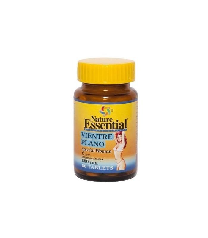 VIENTRE PLANO NATURE ESSENTIAL 600 mg 80 comp.
