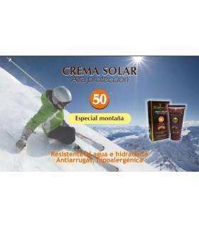 CREMA SOLAR ALTA PROTECCION 50 FLEURYMER