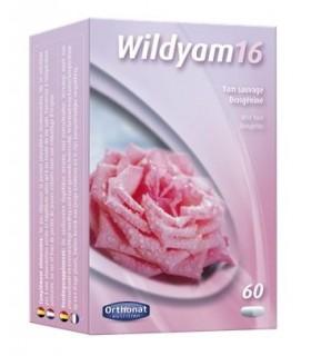 WILDYAM 16 ORTHONAT 60 Cápsulas