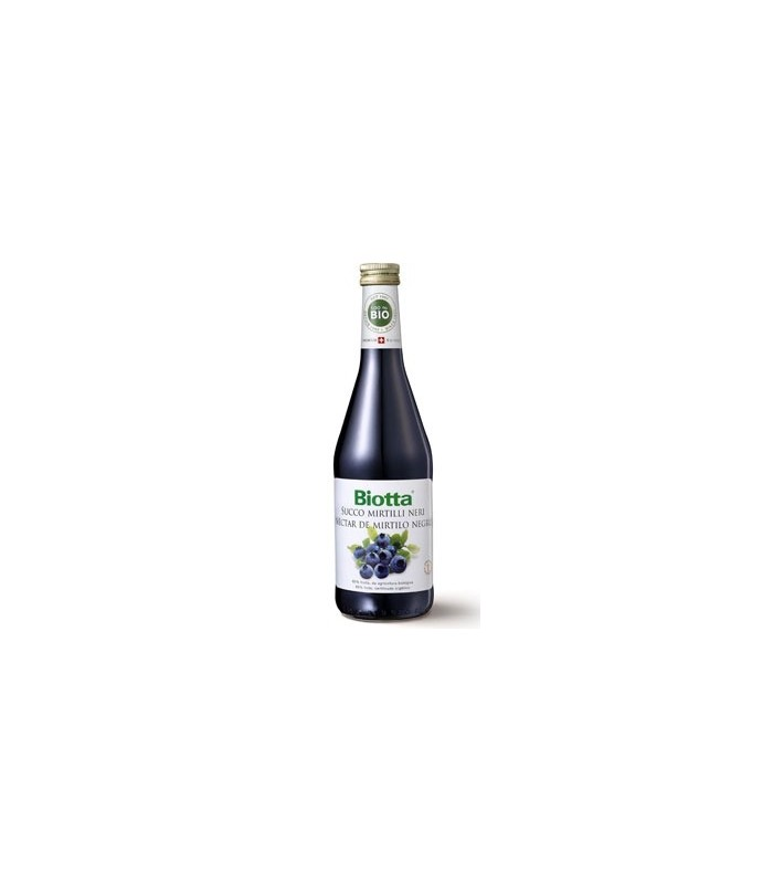 Biotta® Néctar de Mirtilos (Arándanos) Negros