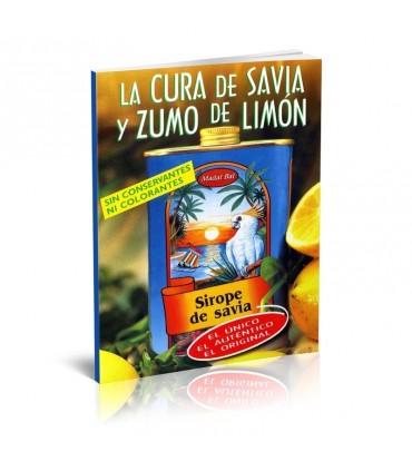 LIBRO LA CURA DE SAVIA Y ZUMO DE LIMON GRATIS