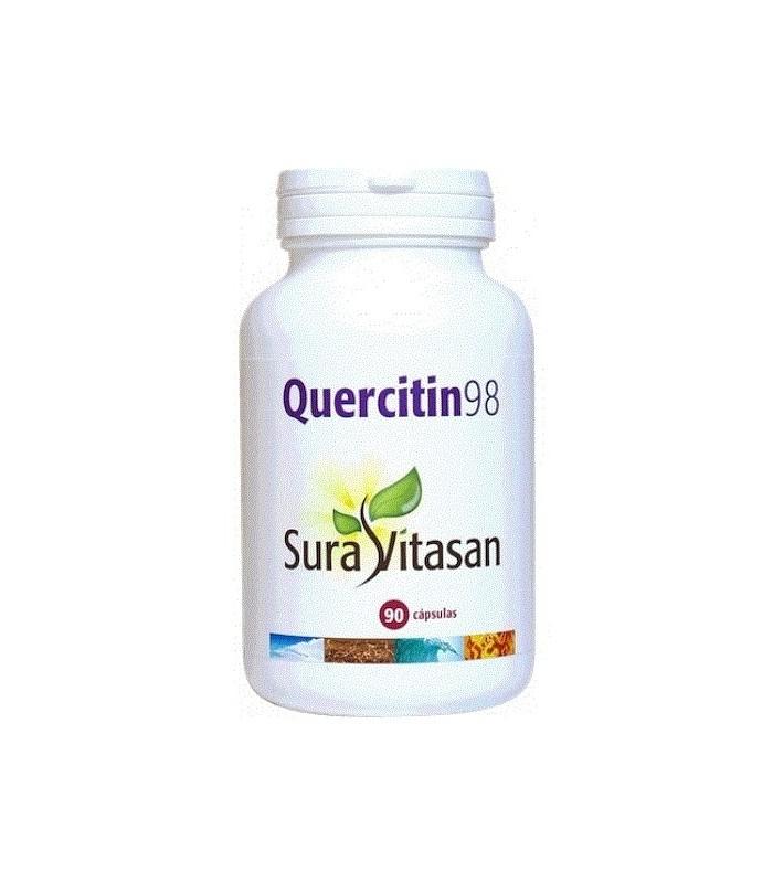 QUERCITINA SURA VITASAN 600 mg.