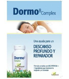 DORMO 8 COMPLEX SURA VITASAN 60 cápsulas