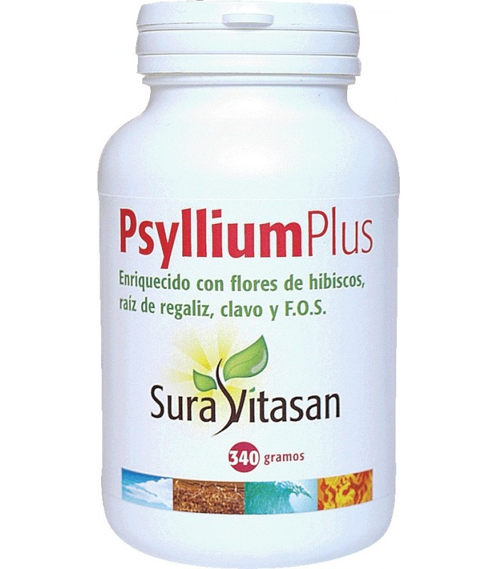 PSYLLIUM PLUS ENRIQUECIDO + F.O.S. SURA VITASAN