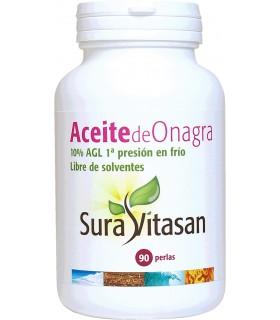 ACEITE ONAGRA 500 mg 1ª PRESION EN FRIO SURA VITASAN