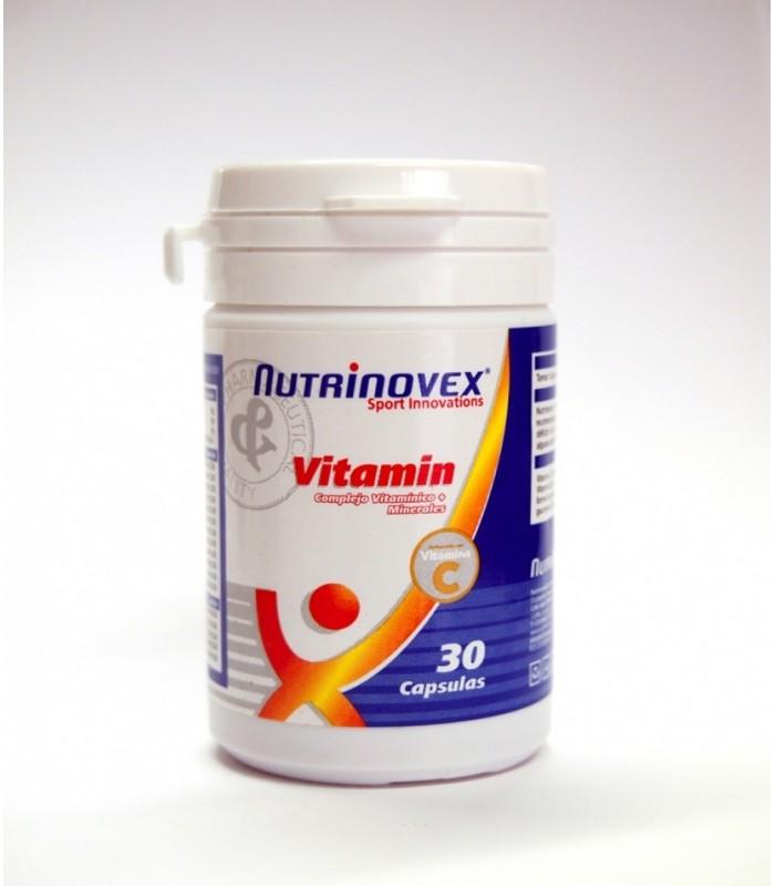VITAMIN 30 Caps. Nutrinovex