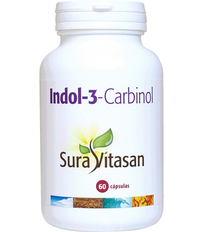 INDOL-3 CARBINOL 60 CAPS. SURA VITASAN