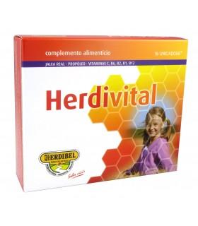 HERDIVITAL 20 viales