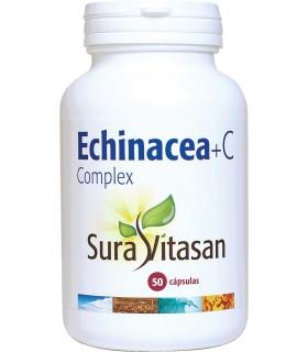 Echinacea+C Complex 50 caps.- Sura Vitasan