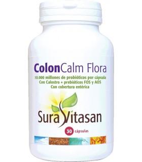 ColonCalm Flora Sura Vitasan 30 cápsulas