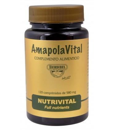 AmapolaVital (Amapola Californiana) HERDIBEL 120 comp.