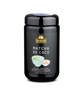 MATCHA DE COCO BIO 250GR.