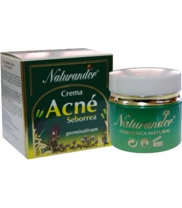 CREMA ACNÉ-SEBORREA 50 ml. NATURANDOR