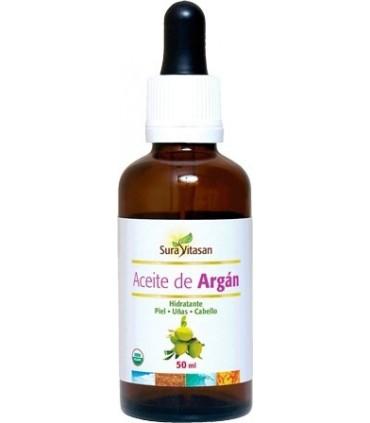 ACEITE DE ARGAN BIO 50 ml. SURA VITASAN