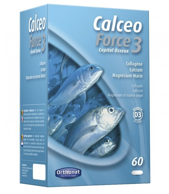 CALCEO FORCE 3 60 comp. ORTHONAT