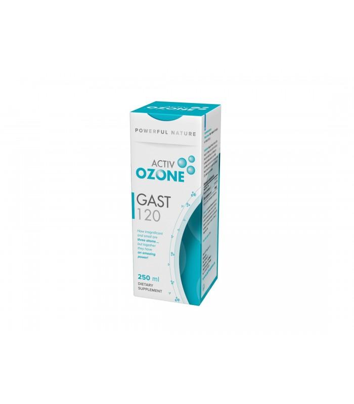 ACTIVOZONE GAST120 jarabe 250ml