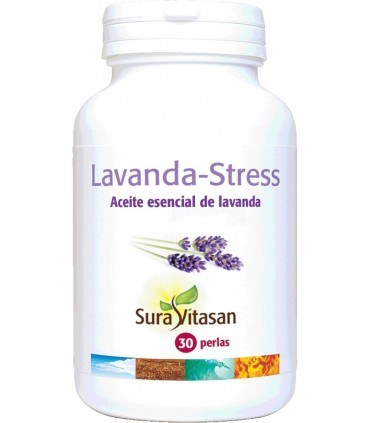 LAVANDA-STRESS 30 perlas SURA VITASAN