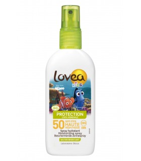 PROTECTOR SOLAR SPRAY NIÑOS SPF50 BIO 100 ml. LOVEA
