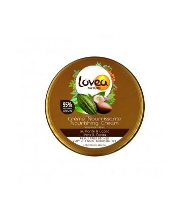 Manteca de Karité PURA 100% con Vitamina E LOVEA