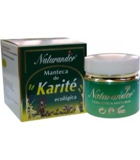 Manteca Pura de Nuez de Karité Naturandor