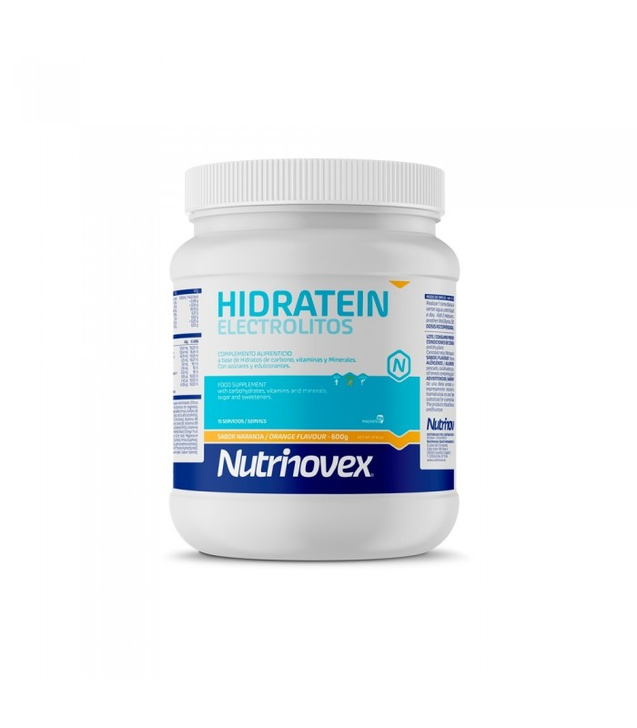 HIDRATEIN 600 gr. NARANJA NUTRINOVEX