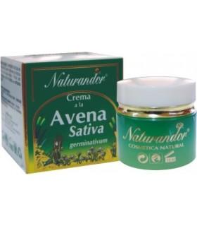 Crema a la Avena Sativa