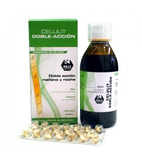 CELULIT DOBLE ACCION 250 ml.+ 20 perlas