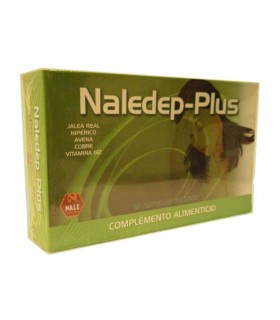NALEDEP-PLUS 20 ampollas