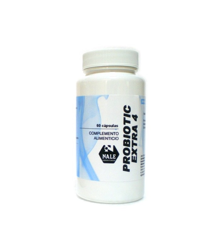 PROBIOTIC EXTRA 4  60 cápsulas