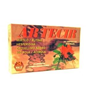 ARTECIR 20 ampollas