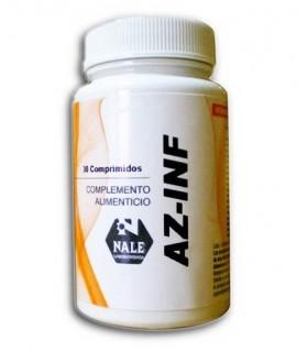 AZ-INF 30 comprimidos masticables