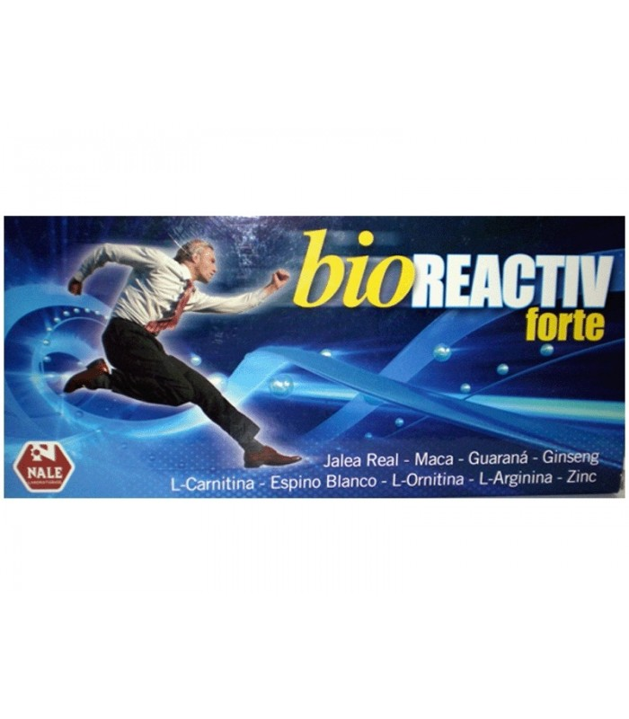 BIOREACTIV FORTE 20 viales
