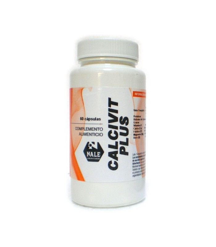 CALCIVIT-PLUS 60 cápsulas