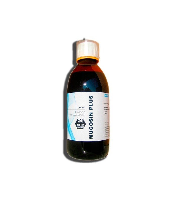 MUCOSIN-PLUS 250 ml.