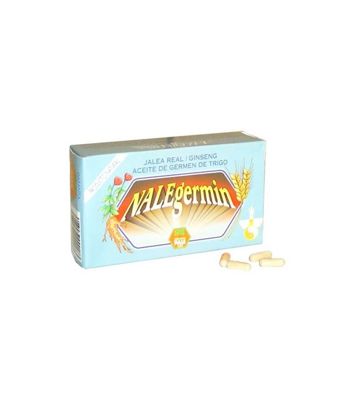 NALEGERMIN 30 cápsulas