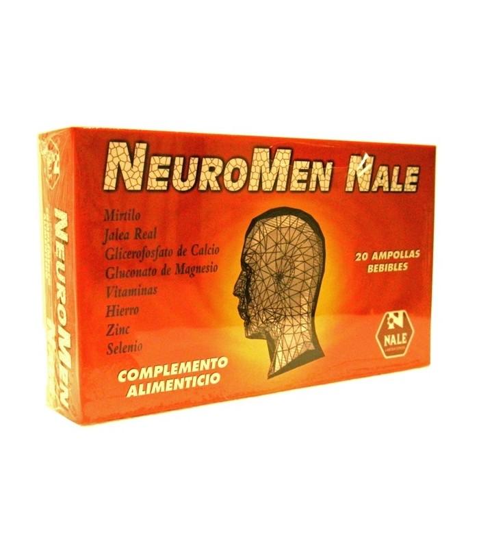 NEUROMEN NALE 20 ampollas