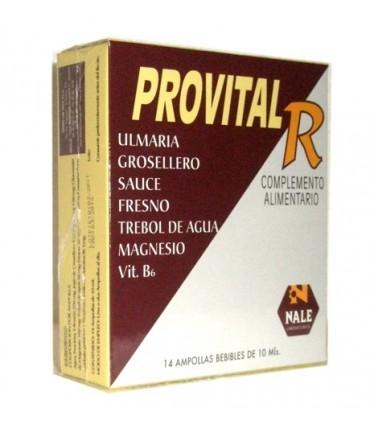 PROVITAL R 14 AMPOLLAS NALE