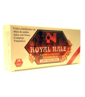 ROYAL NALE 20 viales