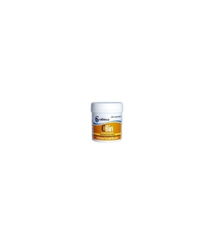 C-BIN 100 comprimidos
