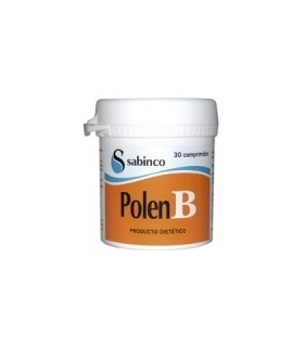 POLEN-B 30 comprimidos