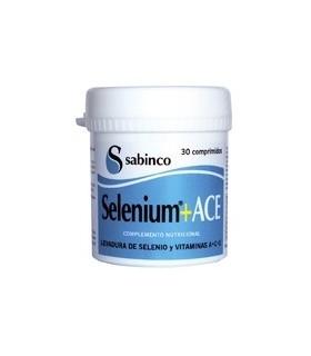 SELENIUM+ACE 30 comprimidos